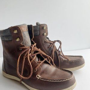 Sperry Women's Bayfish Leather Boots